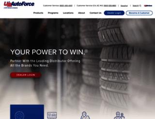 treadepot.com screenshot