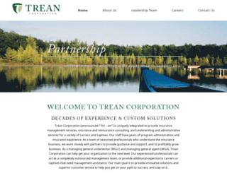 treancorp.com screenshot