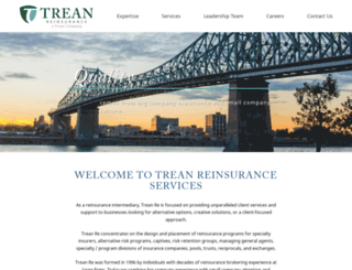 treanre.com screenshot