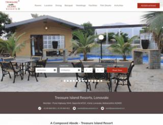 treasureislandindia.com screenshot
