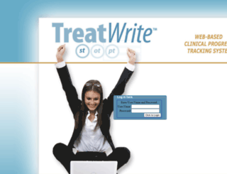 treatwritest.com screenshot