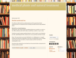 treatyourselfnatural.blogspot.com screenshot
