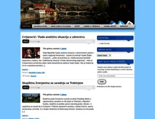 trebinjelive.wordpress.com screenshot