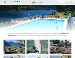 trecapitelli.com screenshot