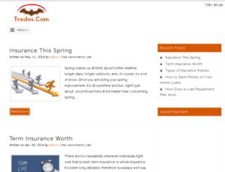 tredes.com screenshot