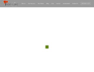 tree-care.com.au screenshot