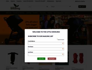treecitydiapers.com screenshot
