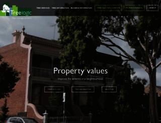 treelogic.com.au screenshot