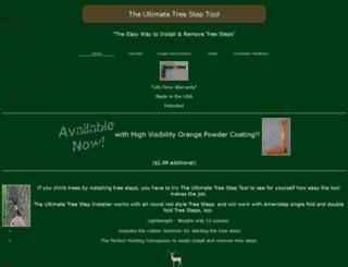 treesteptool.com screenshot