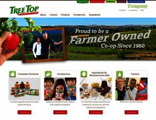 treetop.com screenshot