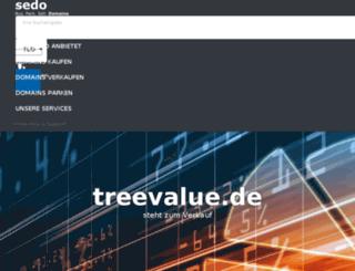 treevalue.de screenshot