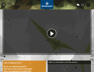 treff.bundeswehr.de screenshot