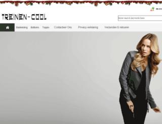 treinen-cool.nl screenshot