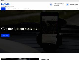 trekbuddy.net screenshot