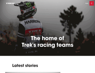trekfactoryracing.com screenshot