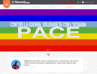 trekkingitalia.org screenshot