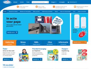 trekpleister.nl screenshot