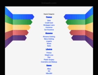 trekweb.com screenshot