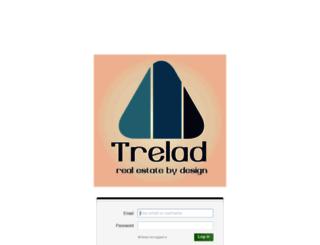 trelad.createsend.com screenshot
