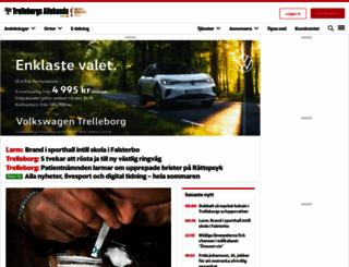 trelleborgsallehanda.se screenshot