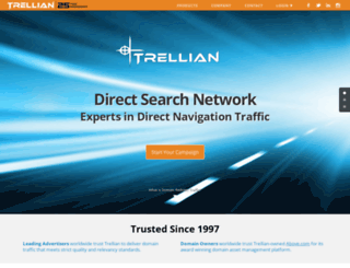 trellian.com screenshot