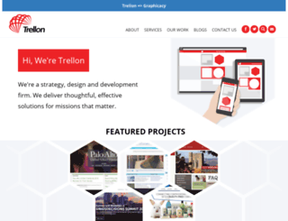 trellon.com screenshot