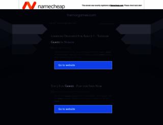 tremorgames.com screenshot
