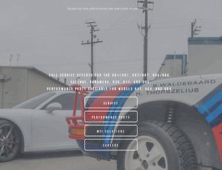 tremotorsports.com screenshot