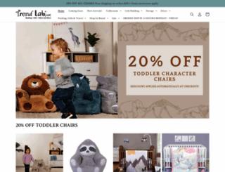 trend-lab.com screenshot