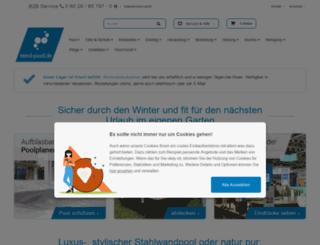 trend-pool.de screenshot