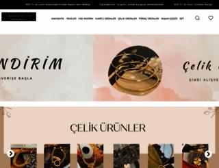 trendibutik.com screenshot