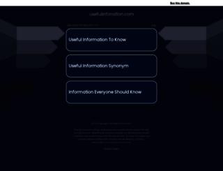 trending.usefulinfonation.com screenshot