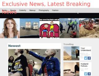 trendingnowz.com screenshot