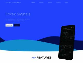 trendisfriend.com screenshot