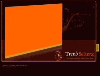 trendsetterz.com.au screenshot
