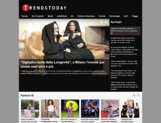 trendstoday.it screenshot