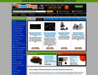 trendtimes.com screenshot