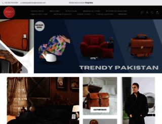 trendy.com.pk screenshot