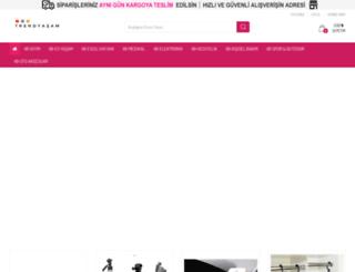 trendyasam.com screenshot
