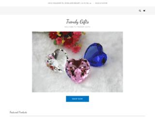 trendygiftsinc.com screenshot