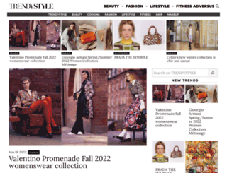 trendystyle.com.hk screenshot