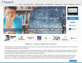 trendzit.net screenshot