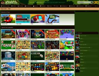 treni.giochixl.it screenshot
