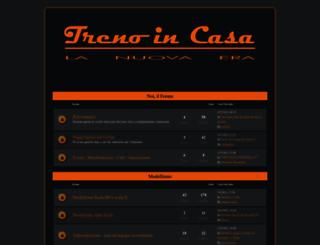 trenoincasa.forumfree.it screenshot