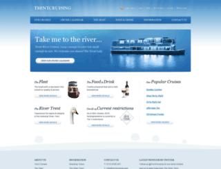 trentcruising.com screenshot