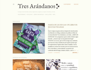tresarandanos.blogspot.com.es screenshot