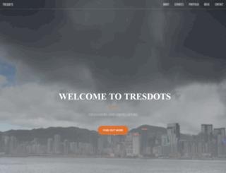 tresdots.net screenshot