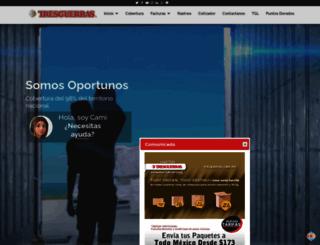 tresguerras.com.mx screenshot