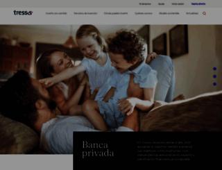tressis.com screenshot