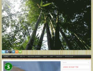 trethanhgiong.vn screenshot